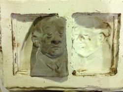 plaster mold for casting