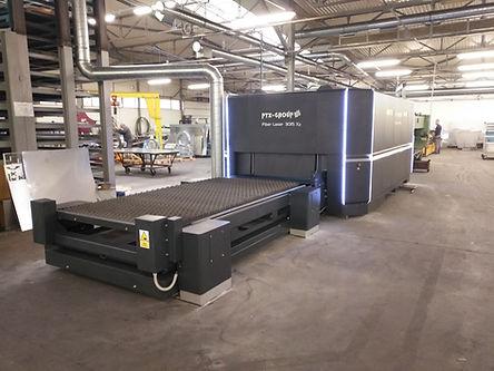 wycinarka laserowa PTX serii X2
