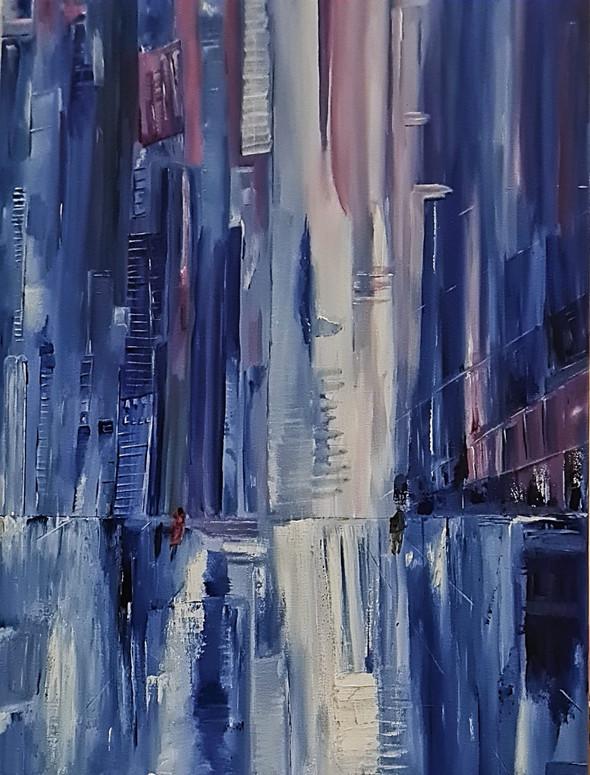 Happening - cityscape
