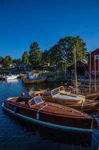 Saxamera, Sweden