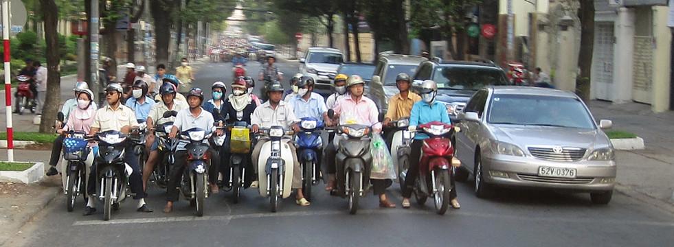 Ho Chi Minh, Vientam