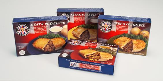 Custom Bakery Packaging