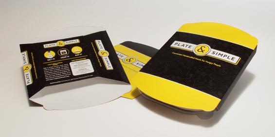 Prepared Food Paperboard Packaging