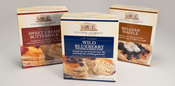 Custom Dry Food Packaging