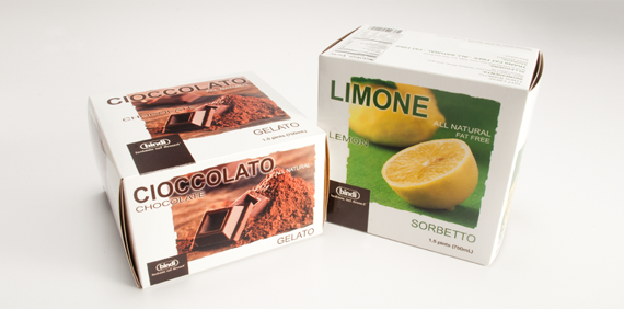 Private Label Frozen Food Packaging