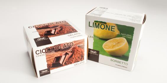 Custom Packaging for Frozen Food