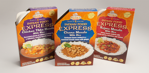 Private Label Food Packing