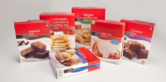 Private Label Bakery Products Packaging