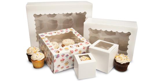 Stock Bakery Packaging