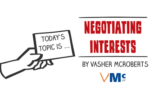 Negotiation: Starting from Interests