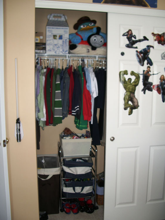 Closet (After)
