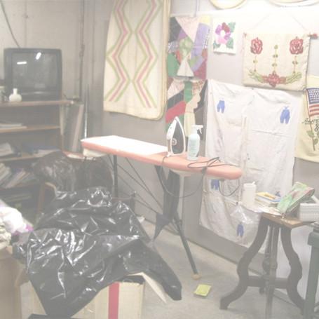 Sewing Corner (Before)