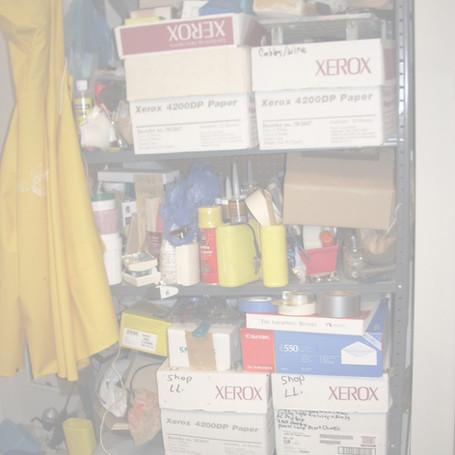 Shelf (Before)