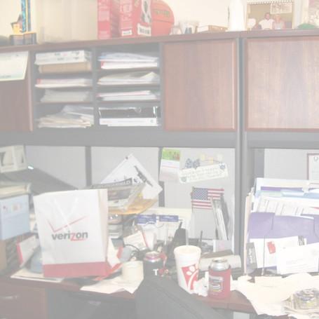 Desk (Before)