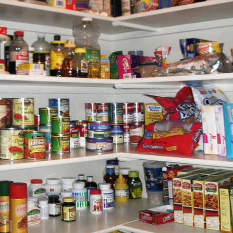 Pantry Top (After)