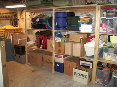 Basement Shelf (After)