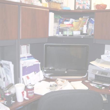 Corner Desk (Before)