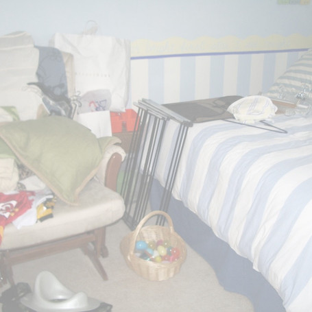 Bed (Before)