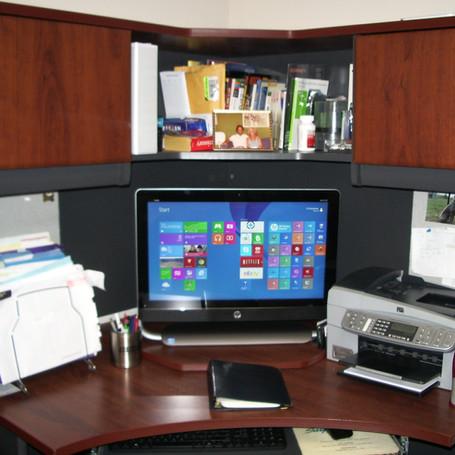 Corner Desk (After)