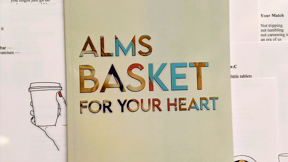 Alms Basket For Your Heart