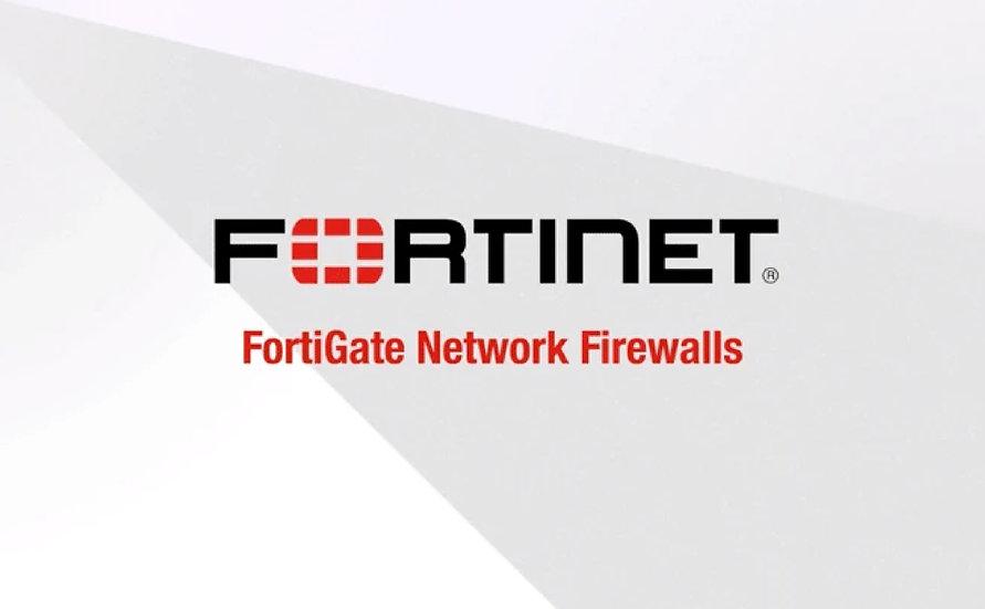 FORTINET FIREWALL