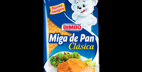 Miga De Pan Bimbo Pet 250G