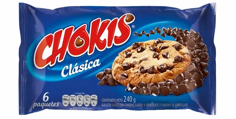 Galletas Chokis Clasica Pet 312G