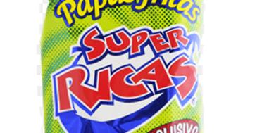 Papas Super Ricas Limon Pet 115G