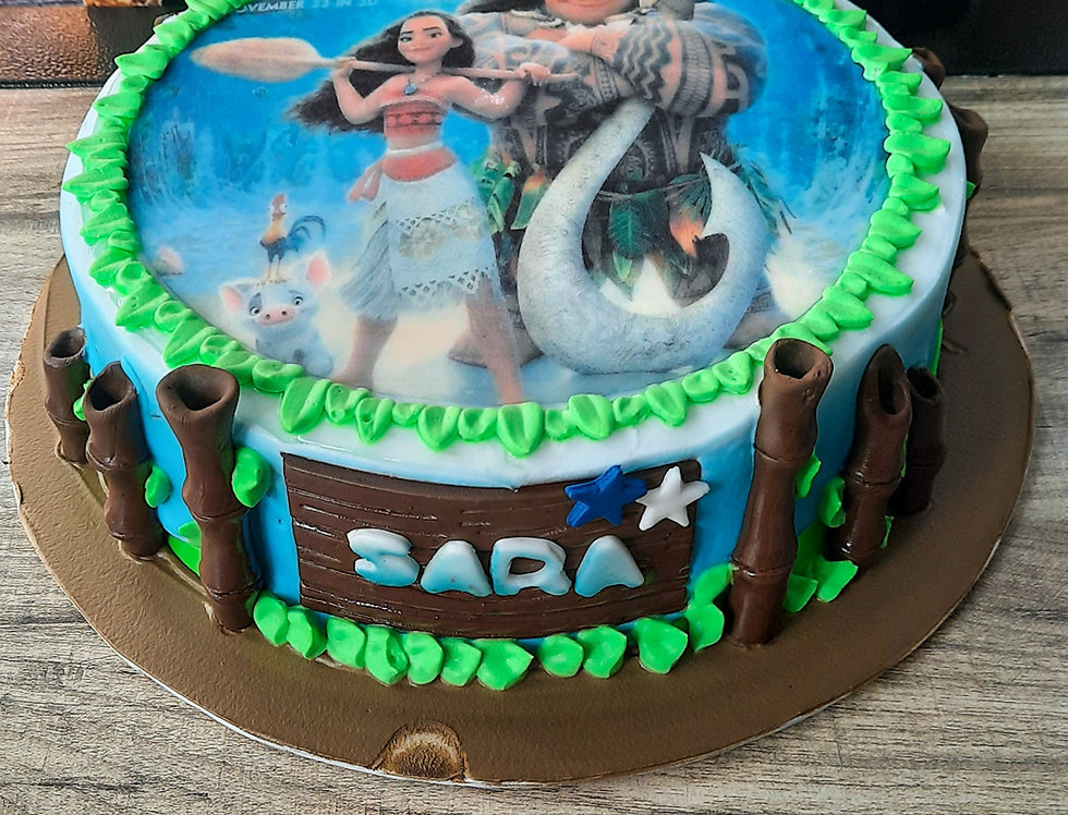 Torta Tres Leches Tradicional Decorada X10 Porciones