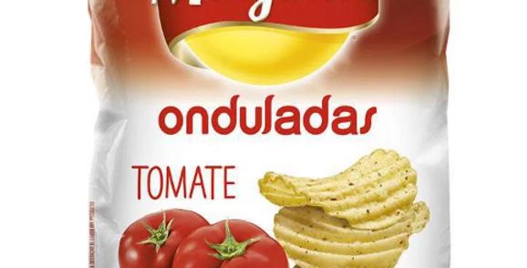 Papas Onduladas Tomate Pet 30g
