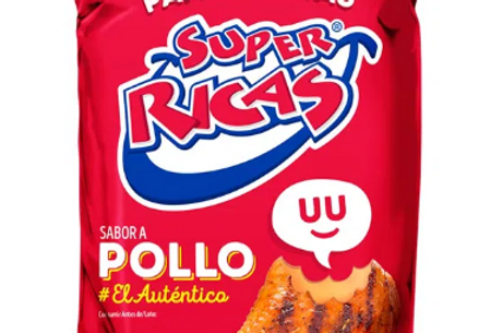 Papas Super Ricas Pollo Pet 115G