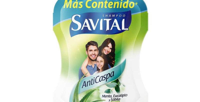 Shampoo AntiCaspa Savital