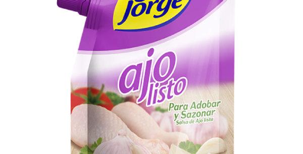 Salsa San Jorge Ajo 110g