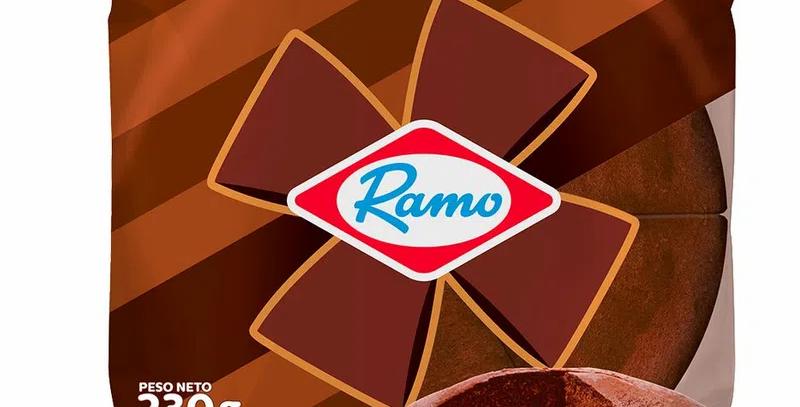 Ponque De Chocolate Ramo Pet 230G