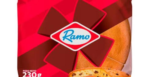 Ponque Con Trozos De Chocolate Ramo Pet 230G