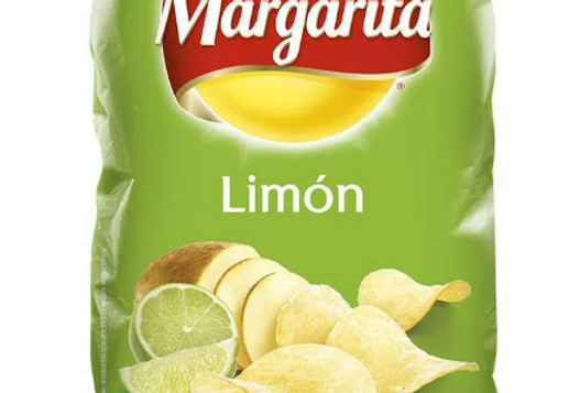 Papas Margarita Limon Pet 115G