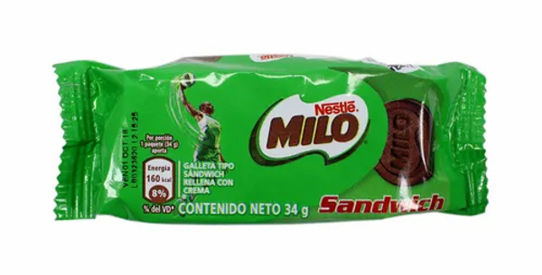 Galletas Milo Pet 34G