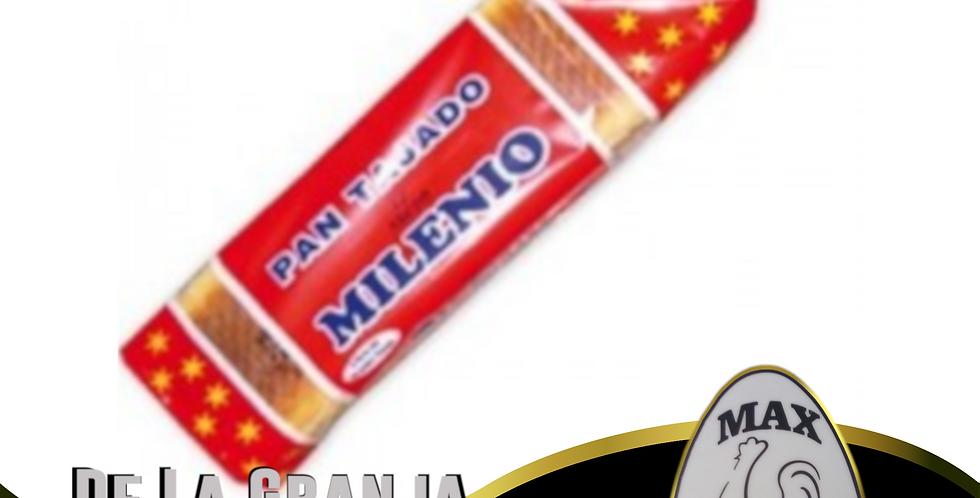 Pan Tajado Milenio 500Gr