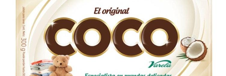 Jabón Coco Varela 300g