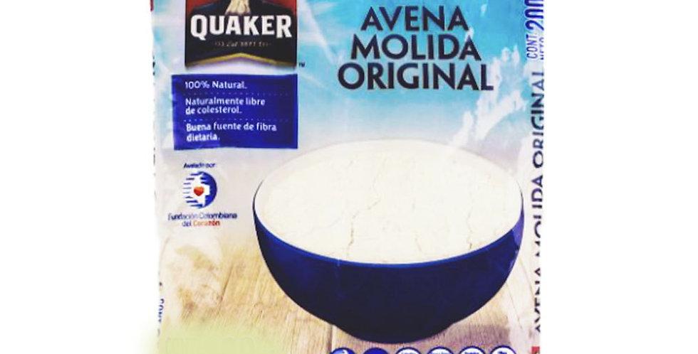 Avena Molida Original Quaker 130G