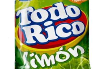 Todo Rico Limon Pet 45G