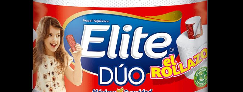 Papel Higienico Elite Duo El Rollazo