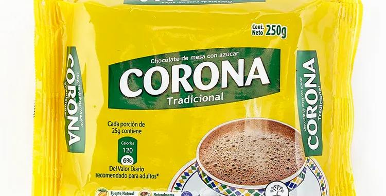 Chocolate Corona Tradicional 250g