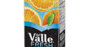 Jugo Del Valle Naranja Caja 200ml