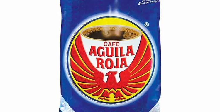 Cafe Aguila Roja Pet 125G