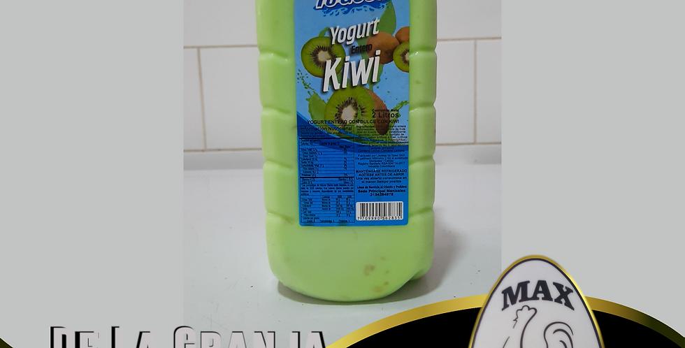 Yogurt  Kiwi