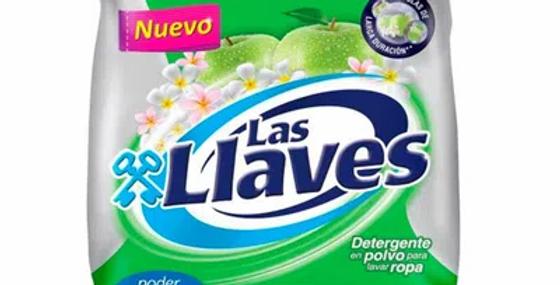 Detergente Fresca Manzana Las LLaves 400G