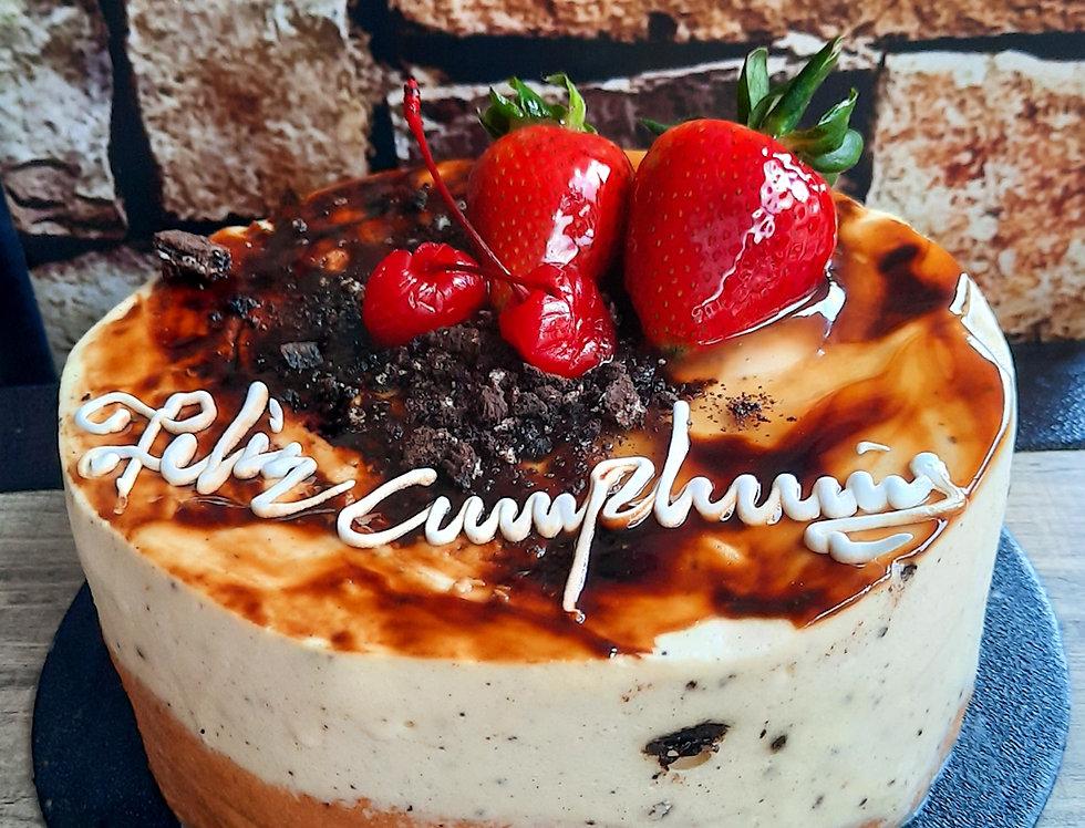 Torta Postre Oreo Decorada X10 Porciones