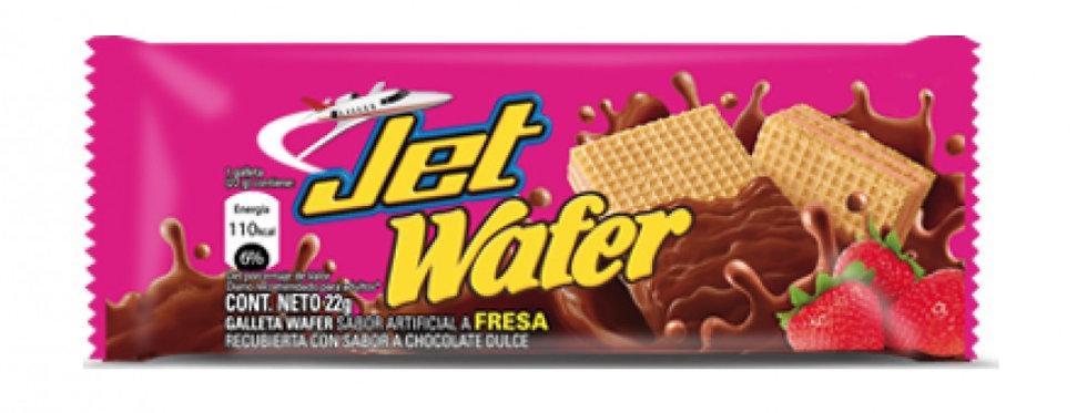 Jet Wafer Fresa Pet 22G