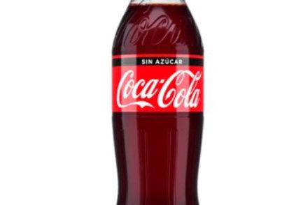 Gaseosa Coca Cola sin Azucar 500ml